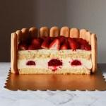 Strawberry Charlotte Cake2