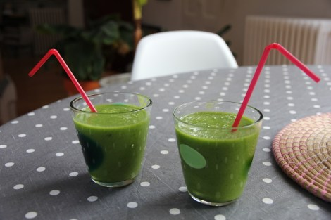 green smoothies 2