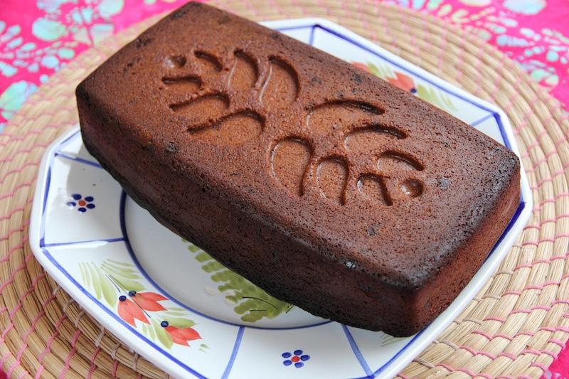 Cake au chocolat freestyle