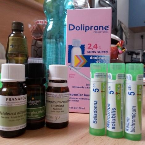 homéopathie aromathérapie