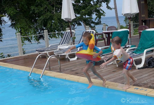 tioman piscine