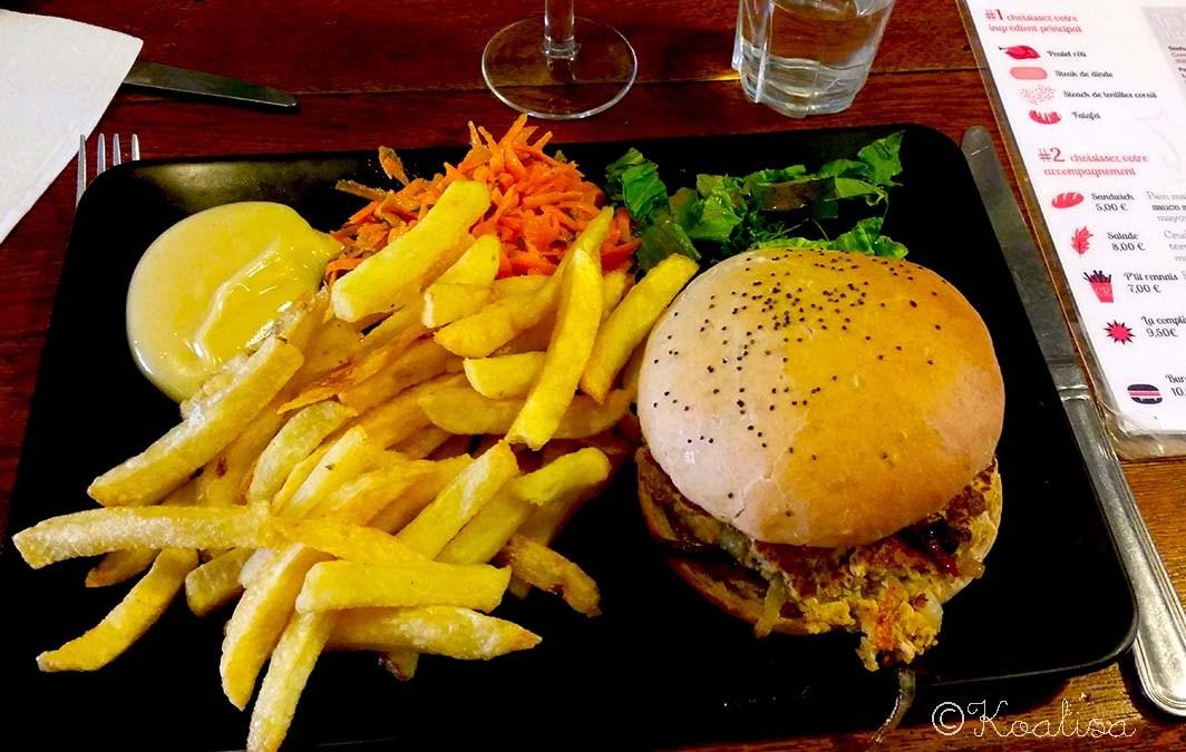 Déjeuner au Coucou Rennais