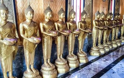Wat Chetawan, temple bouddhiste Thaï près de Kuala Lumpur
