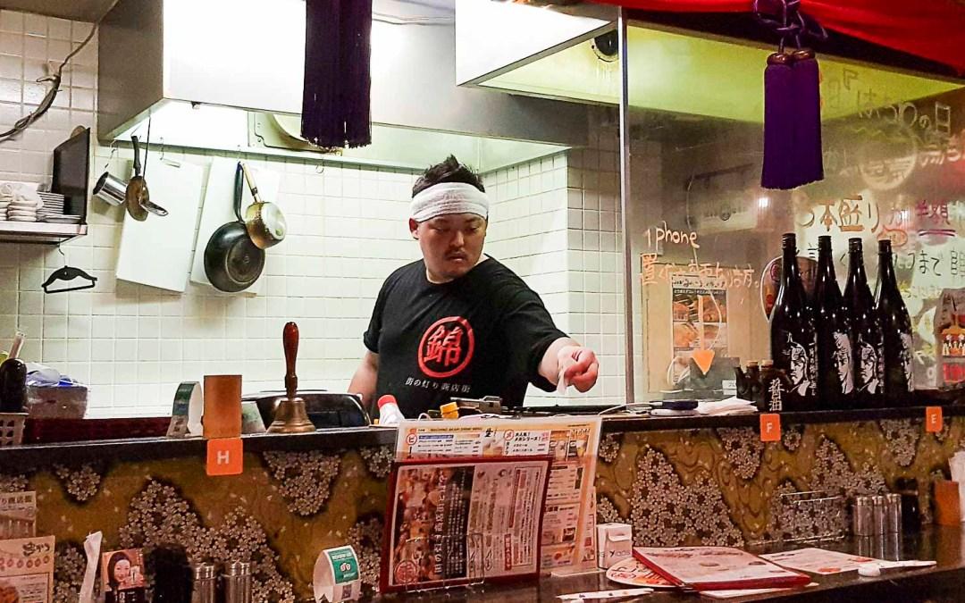 Bien manger au Japon, une évidence !