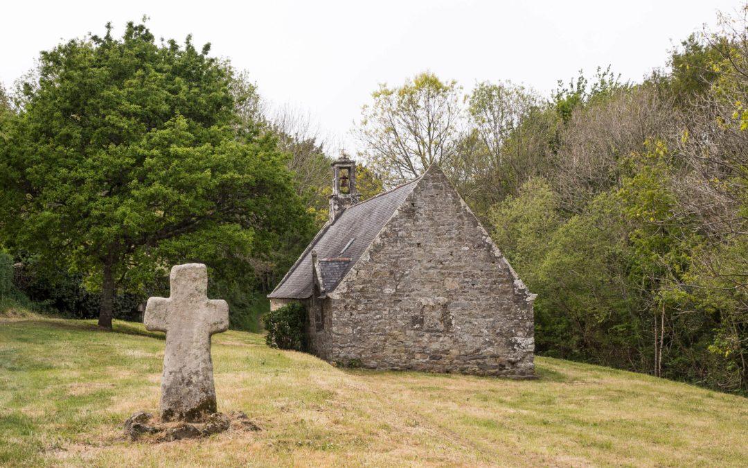 La chapelle St-Julien à Camaret
