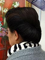 和髪セット縮小