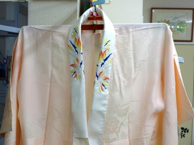 2019年成人式の半衿