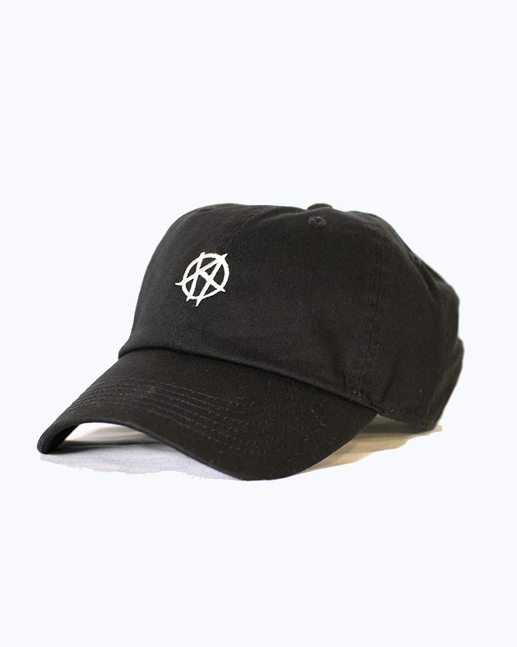 SHUSH LOW CAP – BLACK(受注生産)