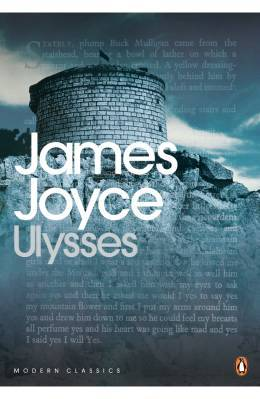 Ulysses Modern Classics edition cover