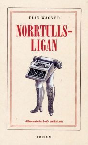 "Cover of Elin Wägner's ""Norrtullsligan."""