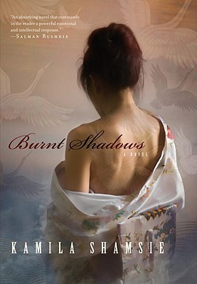 Cover of Burnt Shadows by Kamila Shamsie