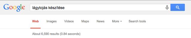 lágytojás, Google