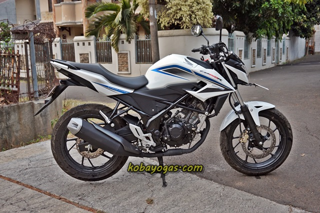 all new cb150r