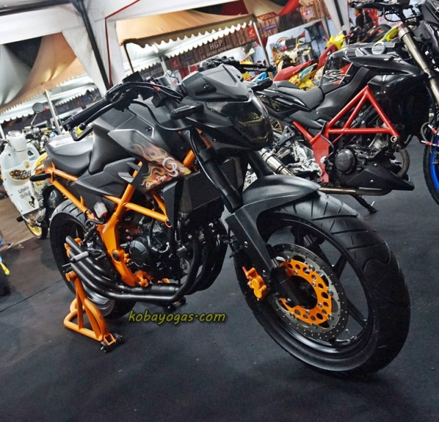 all new cb150r black mamba 5