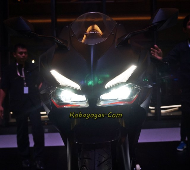 headlamp new cbr250rr
