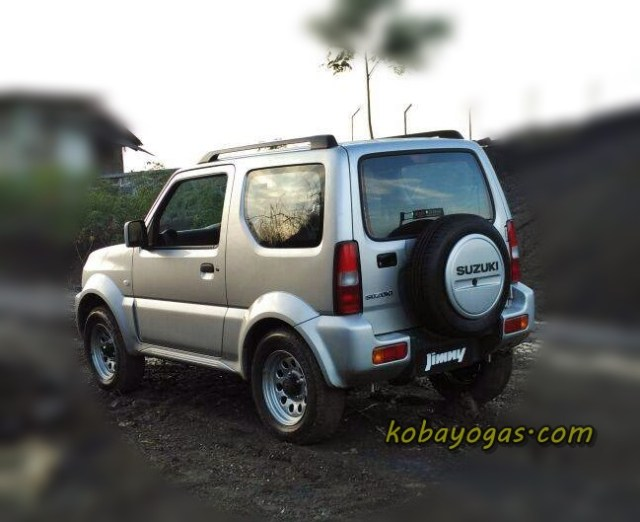 New Suzuki Jimny Indonesia-1
