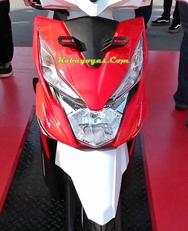 all new honda beat depan merah batam 1
