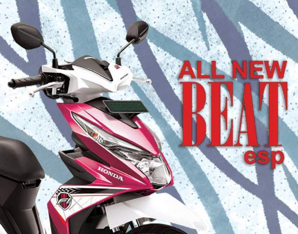 all new honda beat terbaru