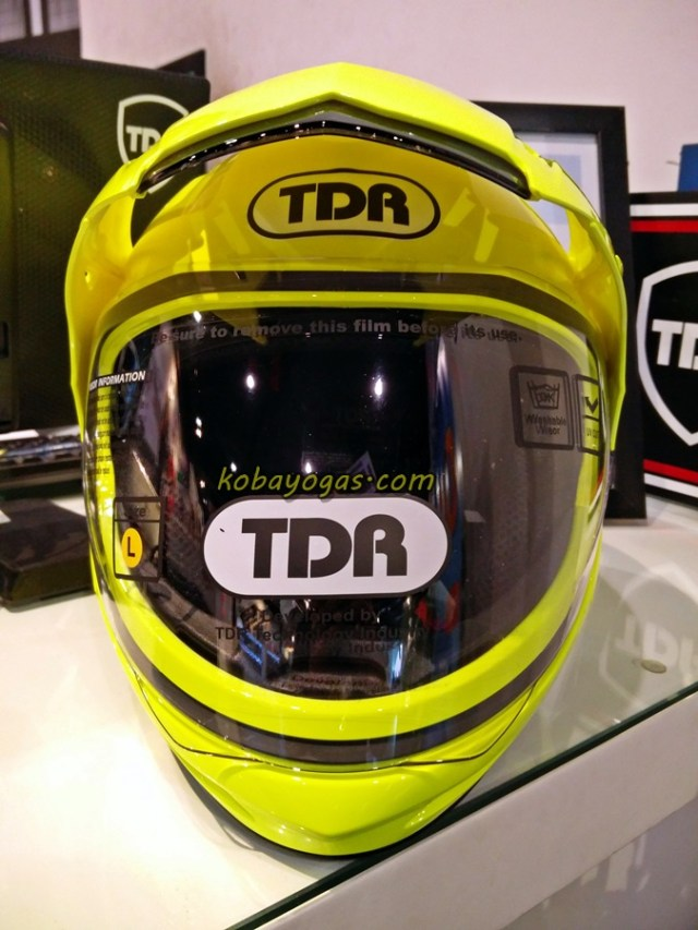 helm TDR explorer