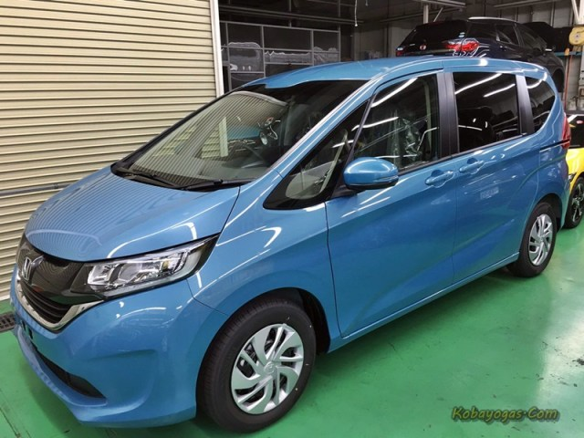 new honda freed kobayogas