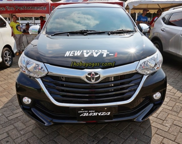All New Toyota Avanza G AT