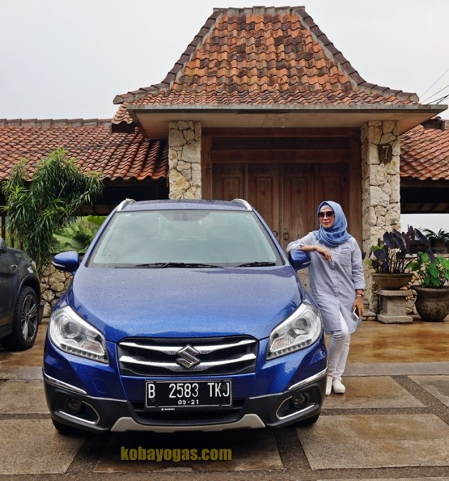 review Suzuki SX4 S-Cross AT