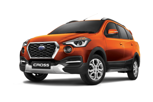 Datsun Cross 2018 Indonesia warna copper