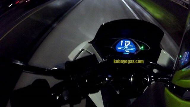 top speed Honda PCX 150 lokal 2018