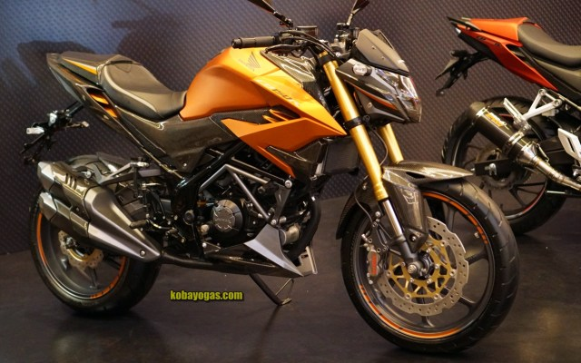 Modifikasi All New CB150R 2018 facelift