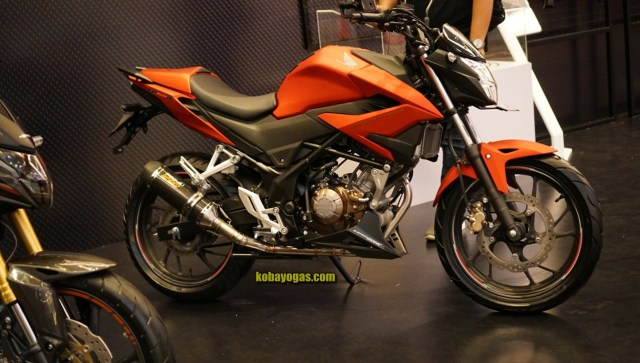 Foto Modifikasi All New Honda CB150R 2018 Facelift 1