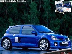 Renault Clio 3.0 V6-2