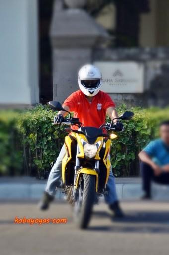 Honda CB 650F 4 cylinder