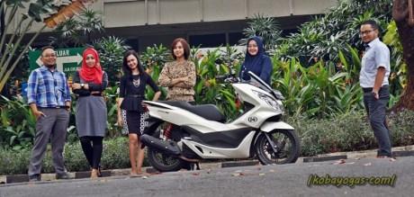 New Honda PCX