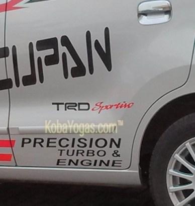 Karimun Wagon R TRD Sportivo