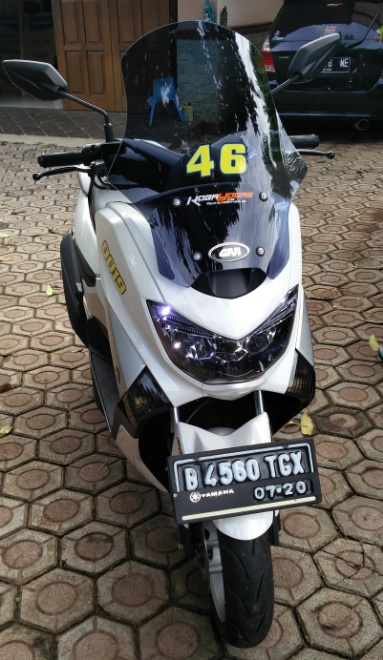 windshield yamaha Nmax baru