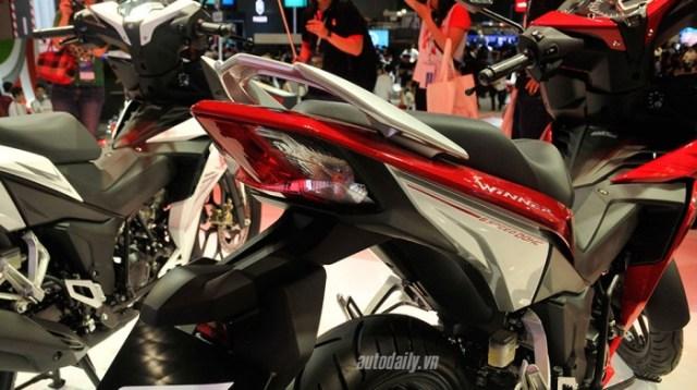 lampu rem brake lamp Honda Supra X150 alias Winner 150