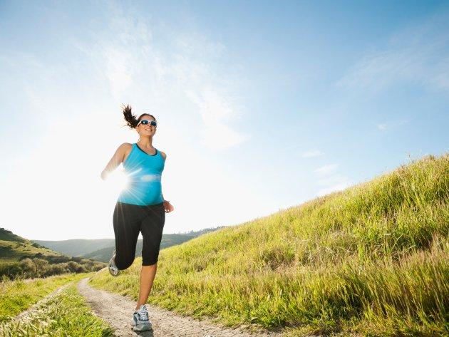 kobieta w ciąży - sport - bieganie - KoBBieciarnia
