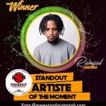 Raingad Crowns Standout Artiste Of The Moment