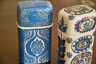 アルミニア窯 Teneraシリーズ  GRETHE HELLAND HANSEN デザインの シガーバルク(タバコ入れ) 4