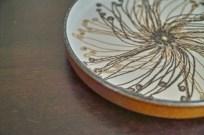 ロイヤルコペンハーゲン BACAバッカシリーズ Ellen Malmarエレン マルマーデザインの飾り皿 小 1