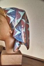 彫刻家Johannes Hedegaardの胸像 3