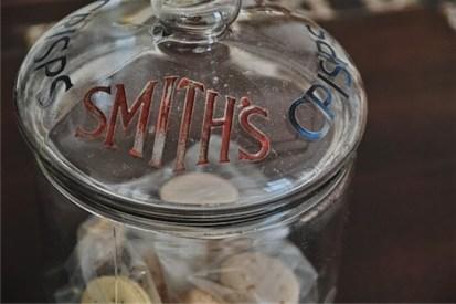 SMITH'S ポテトチップ クッキージャー 1