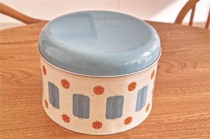 Worcester Ware ウースターウェアー ケーキ缶 1
