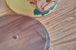 米国 ランズバーグ社 RANSBURG クッキー缶 蓋は木製 5