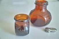 イギリスアンティーク BOVRIL瓶 4サイズで 2