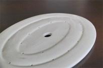 陶器の水切りトレー 英国 GRIMWADE社製 大きなサイズです。2