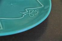 Stig Lindbergの飾り皿 Piazzaシリーズ 1960年製 1