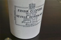 FRANK COOPER'S マーマレード販売用陶器 古いタイプ 5
