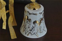 ドイツ ローゼンタール(Rosenthal)製 アンディ・ワォホール(Andy Warhol)デザイン クリスマスオーナメント ベル その1 3