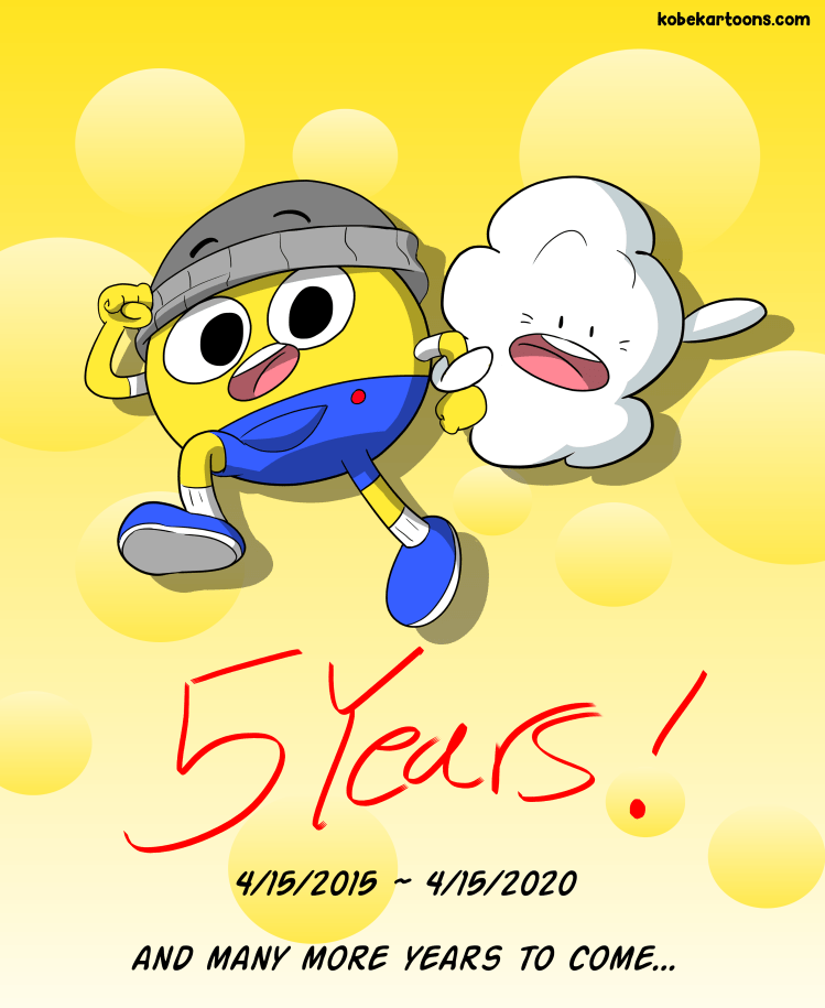 5 Years!